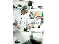 Food Preparation Area 2 (Chocolate Chic Cafe)