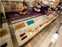 Patisserie Display Chiller (Chocolat Chic Cafe)