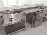 Under Counter Equipments (Hotel In Dubai)