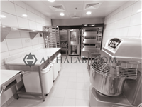 Bakery Preparation Area 3