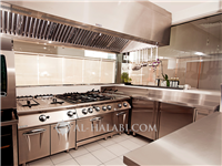 Cooking Area ( NAIS Kitchen in JLT)