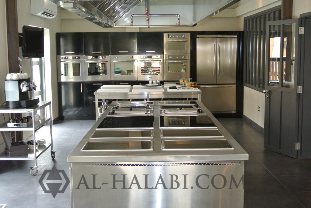 Commercial Kitchen Equipment Interiors Design